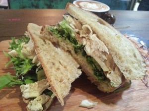 Fully Sick Sandwich